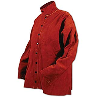Lincoln Electric Brown Welding Jackets