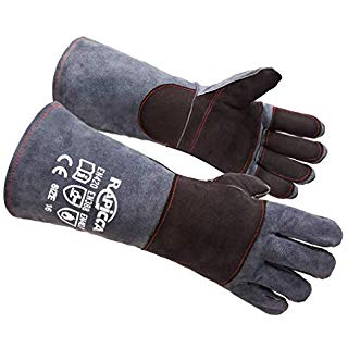 Tanox Leather Welding Gloves